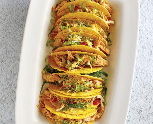 salsa chicken, instant pot salsa chicken tacos, instant pot tacos
