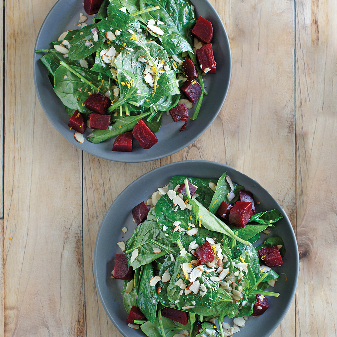 instant pot salad recipe, instant pot, instant pot spinach salad, pressure cooker recipe, instant pot vegan, vegan recipes