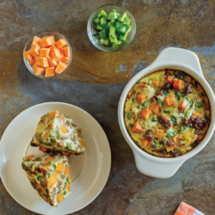 instant pot hash, instant pot morning hash, instant pot sweet potato morning hash, instant pot breakfast, instant pot recipe