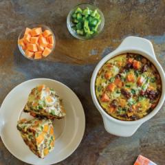instant pot hash, instant pot morning hash, instant pot sweet potato morning hash