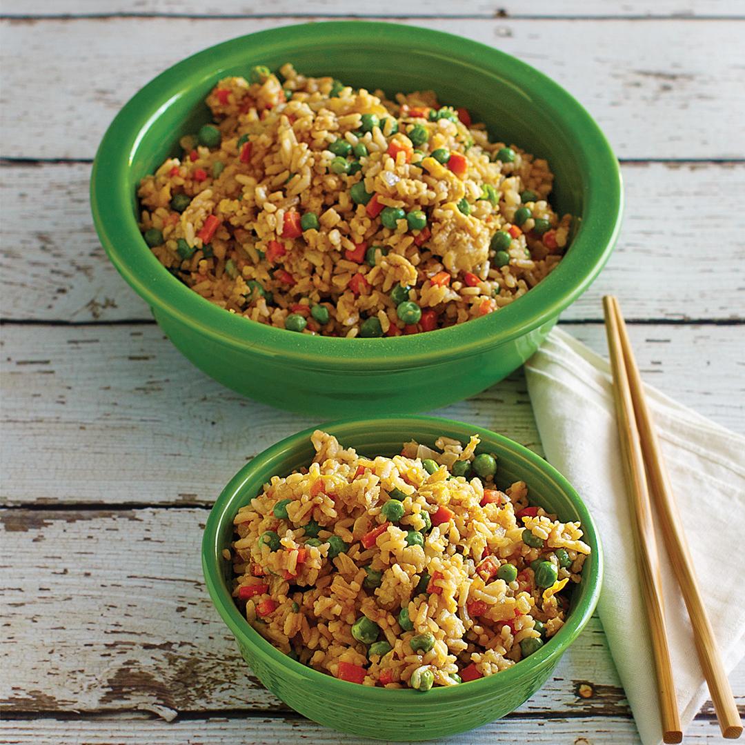 instant pot fried rice, instant pot vegetable fried rice, instant pot rice, instant pot, instant pot vegan recipes