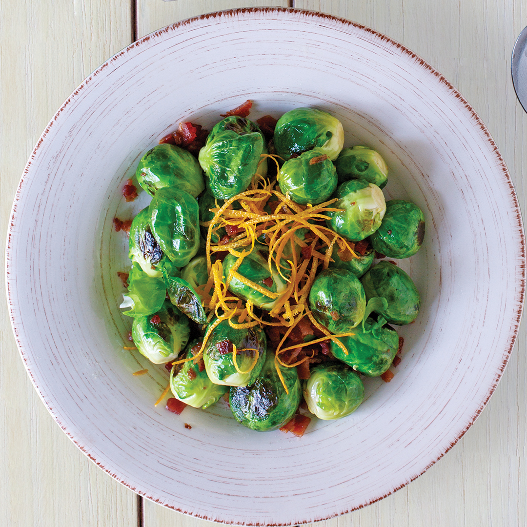 instant pot brussels sprouts