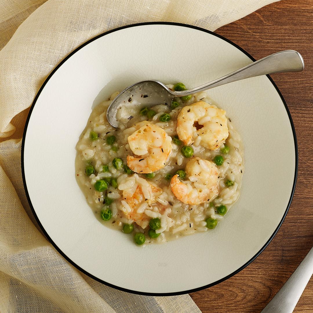 instant pot recipe, instant pot shrimp risotto recipe, instant pot sauce recipe, instant pot zesty lemon herb sauce