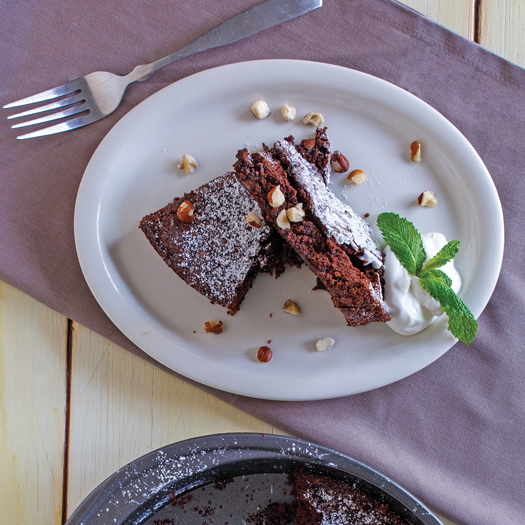 instant pot brownie, instant pot brownie cake