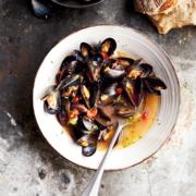 instant pot recipe, instant pot seafood recipe, instant pot mussels recipe