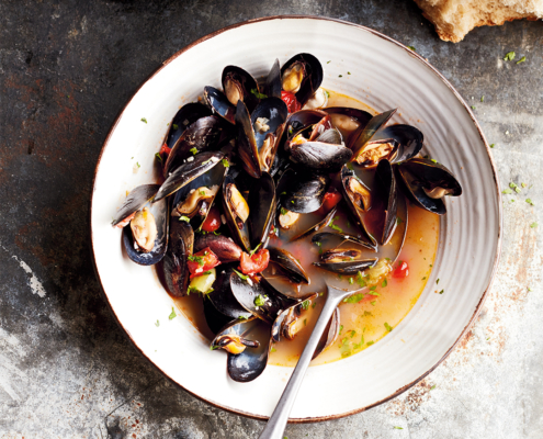 instant pot recipe, instant pot seafood recipe, instant pot mussels recipe