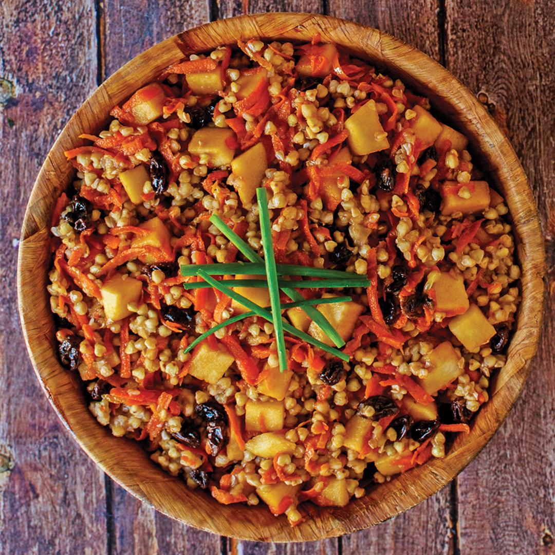 Wheat Berry Salad Instant Pot Recipes