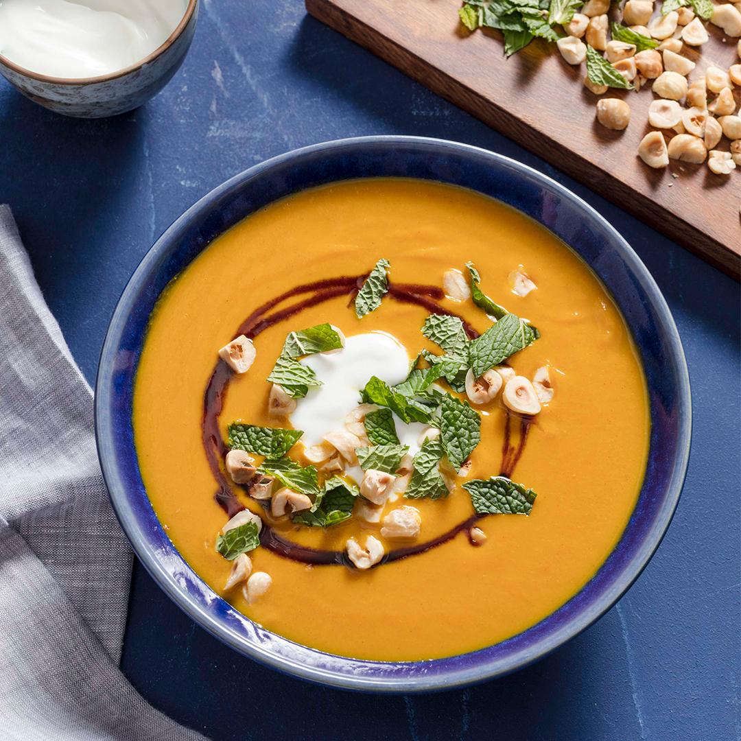 instant pot carrot soup recipe, instant pot soup recipe, soup recipes, instant pot recipe