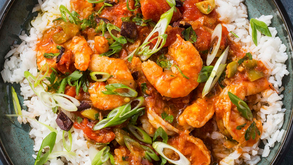 Shrimp With Tomatoes And Warm Spices Instant Pot Recipes