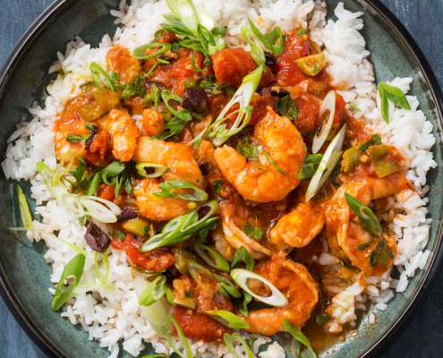 instant pot recipe, instant pot shrimp and rice, instant pot dinner, shrimp recipe
