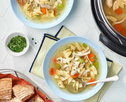instant pot soup, soup recipes, instant pot chicken noodle soup
