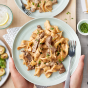 instant pot, instant pot recipes, instant pot beef stroganoff recipes