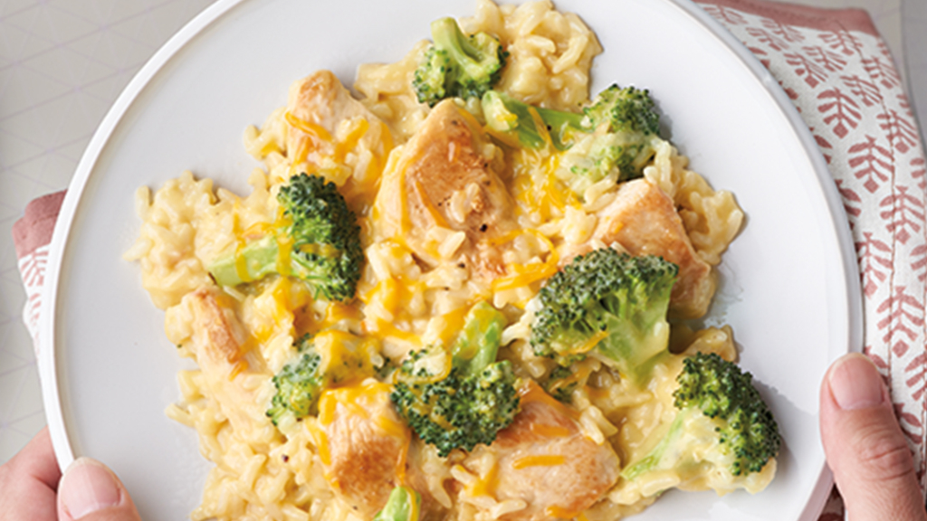Easy Chicken And Rice Instant Pot Recipes