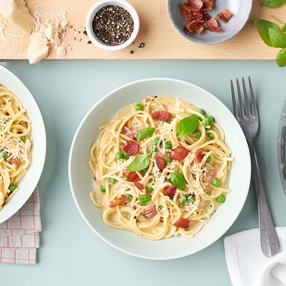Spaghetti Carbonara Instant Pot Recipes