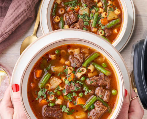 instant pot recipe, instant pot soup, instant pot soup recipes, instant beef and vegetable soup recipe