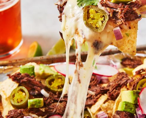 instant pot recipes, instant pot apps, instant pot appetizers, instant pot nachos, instant pot beef nachos
