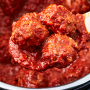 instant pot, instant pot recipes, instant pot meatball recipes, instant pot Italian meatballs