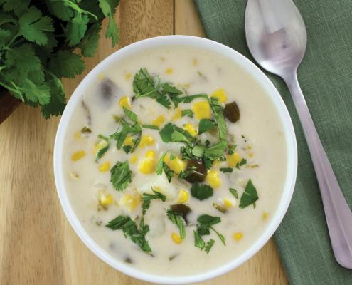 instant pot, instant pot recipes, instant pot corn chowder, instant pot soup recipe