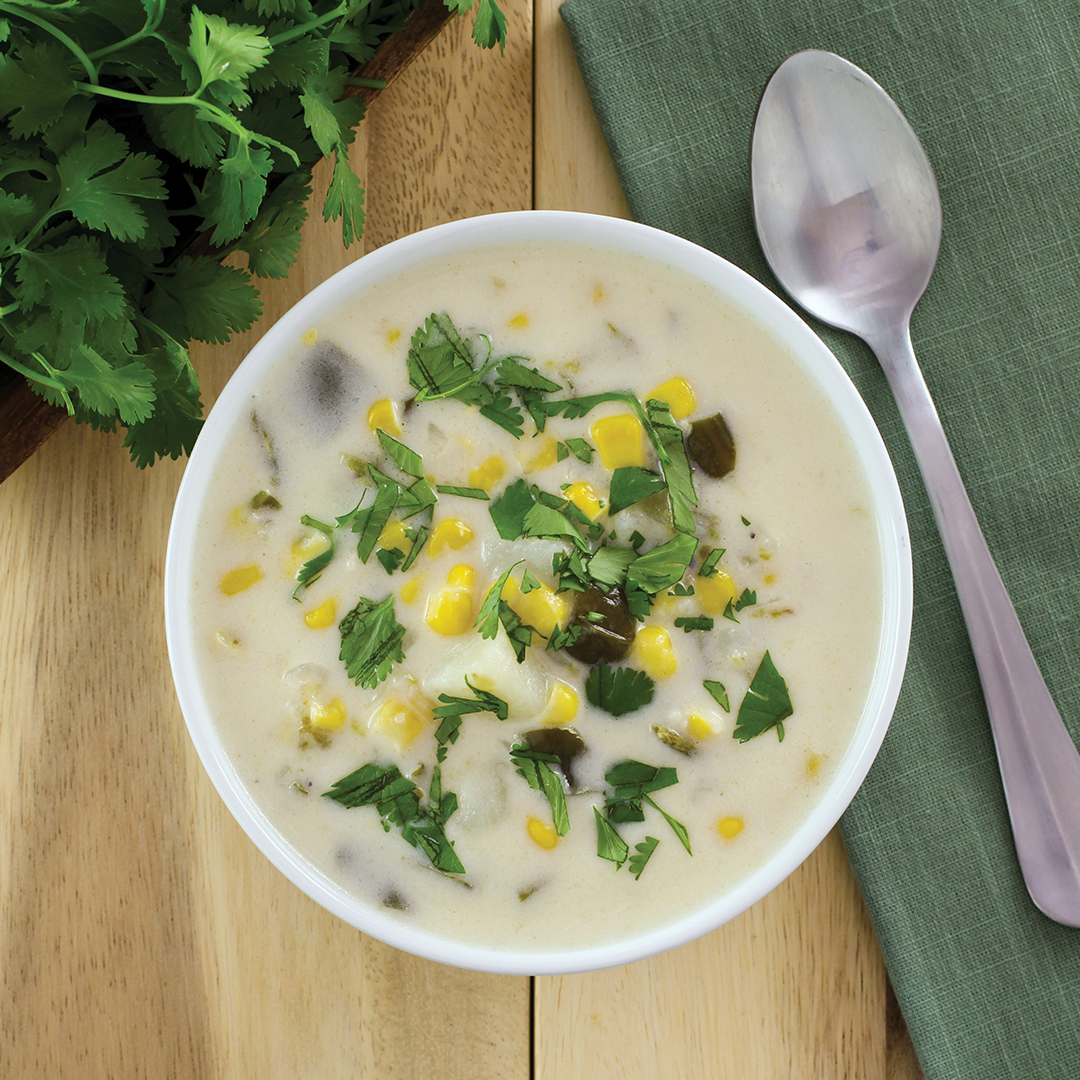 instant pot, instant pot recipes, instant pot corn chowder, instant pot soup recipe