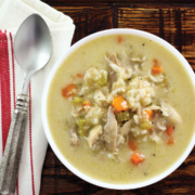 instant pot, instant pot soup, instant pot turkey soup, soup recipes