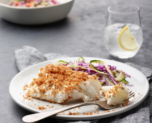 Instant Pot Recipes, Panko Crusted Cod, instant pot fish recipes, instant pot cod