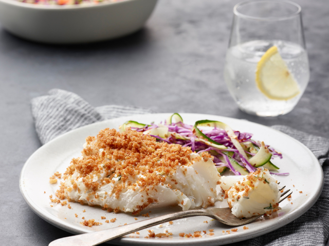 Panko Crusted Cod Instant Pot Recipes