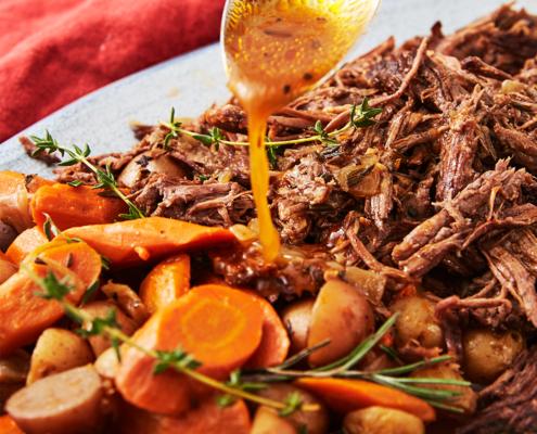 instant pot, instant pot recipe, instant pot pot roast, pot roast recipes, instant pot dinner recipes