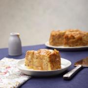instant pot recipe, instant pot dessert, instant pot pumpkin bread pudding, dessert recipes