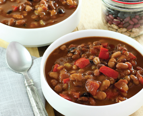 instant pot chili, instant pot recipe, instant pot, instant pot veggie chili