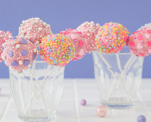 instant omni, instant omni recipe, easter cake, easter cake-pop, dessert