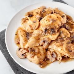 instant pot recipes, instant pot chicken marsala, chicken marsala