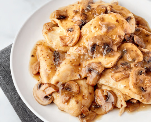 instant pot recipes, instant pot chicken marsala, chicken marsala
