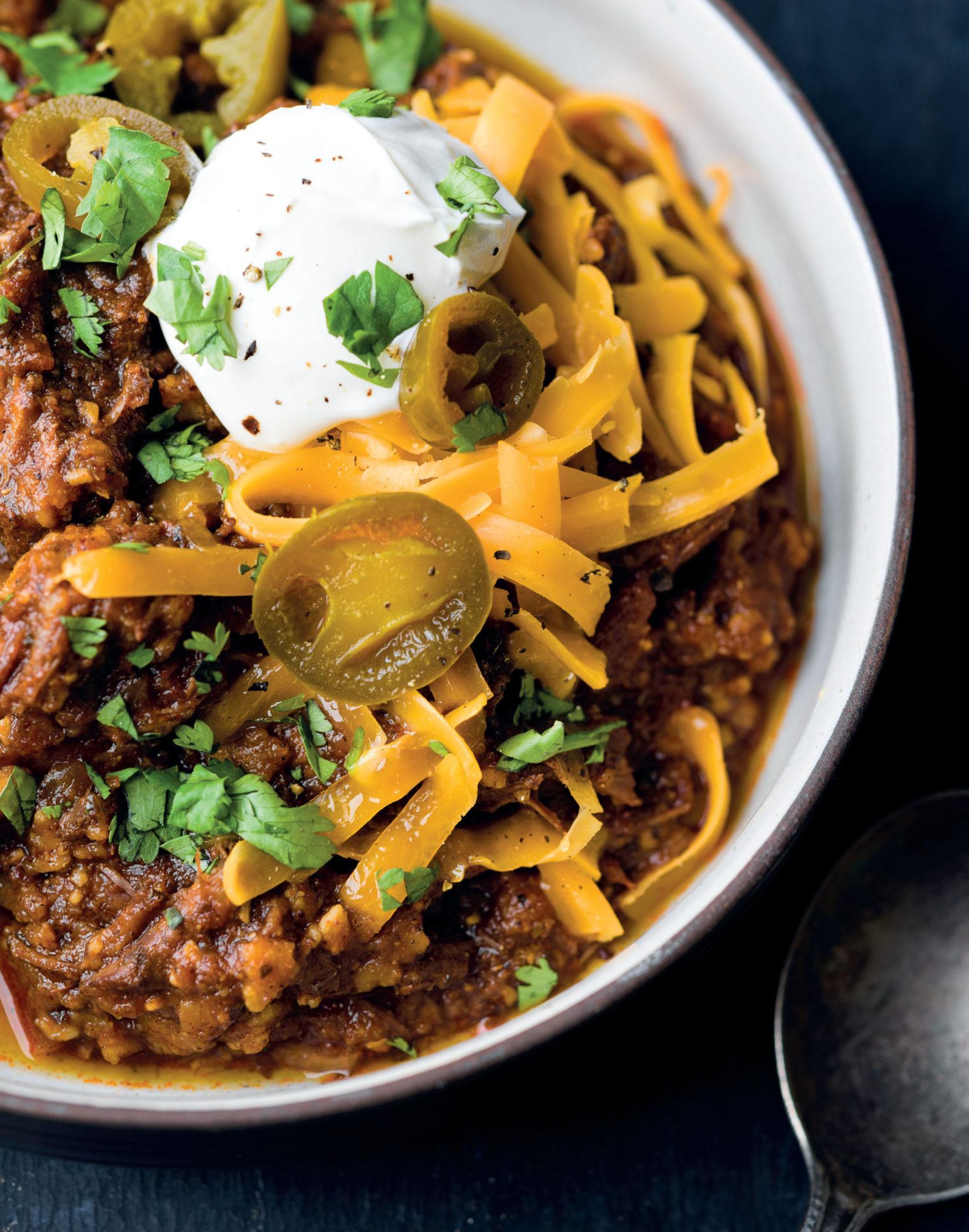 instant pot, instant pot meals, instant recipes, instant pot chili con carne