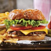 instant vortex recipes, air fryer recipes, air fryer burger recipes, instant pot air fryer