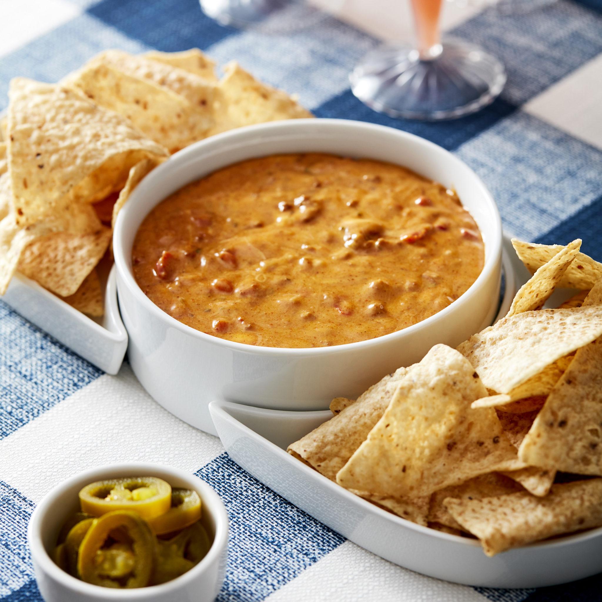instant pot queso dip