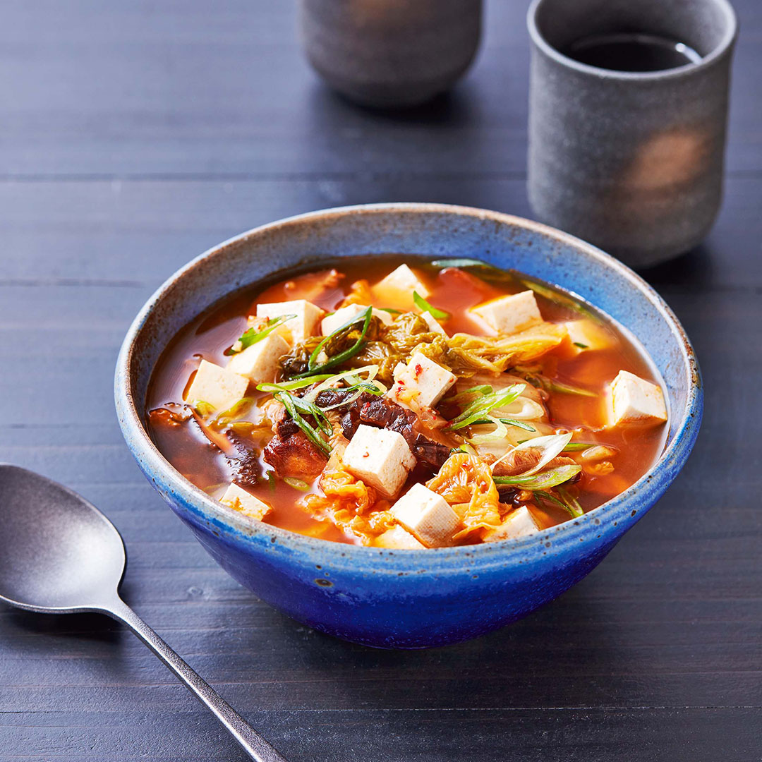 instant pot, instant pot recipes, kimchi
