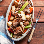 instant pot recipes, pot roast, pressure cooker