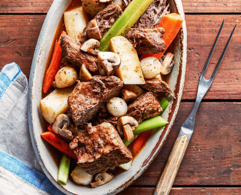 instant pot recipes, pot roast, pressure cooker