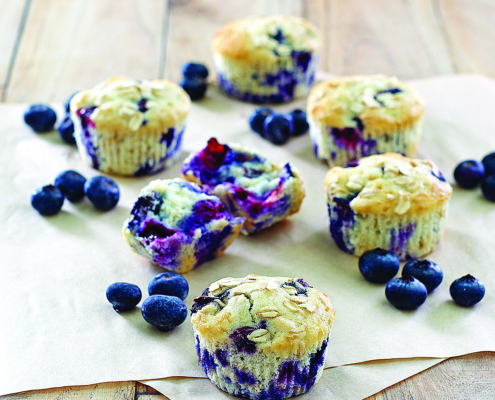 instant pot recipes, instant pot muffins