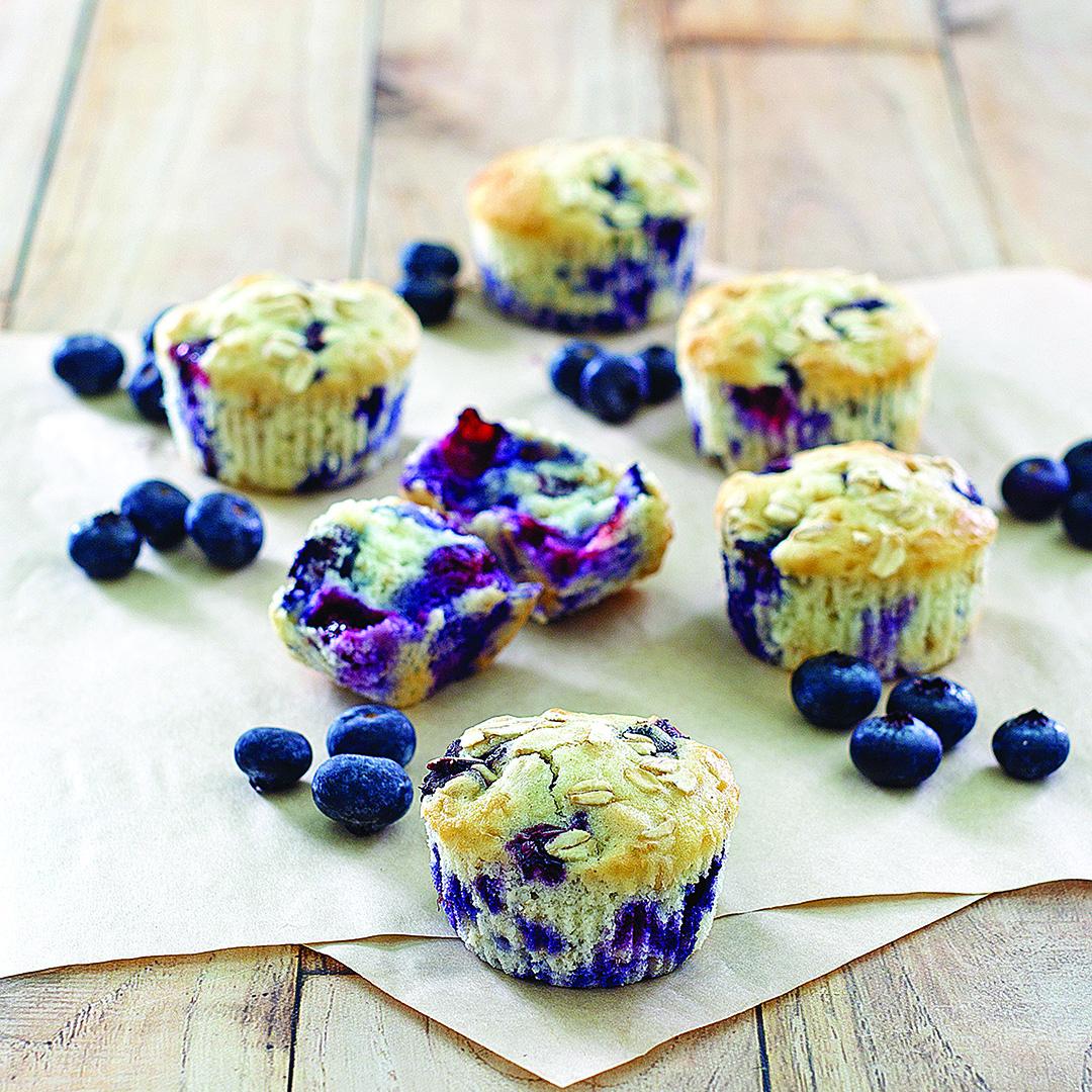 instant pot recipes, instant pot muffins