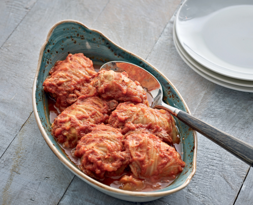 pressure cooker recipes, stuffed cabbage, instant pot recipes