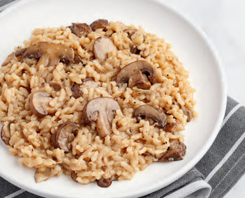 instant pot, instant pot recipes, instant pot risotto