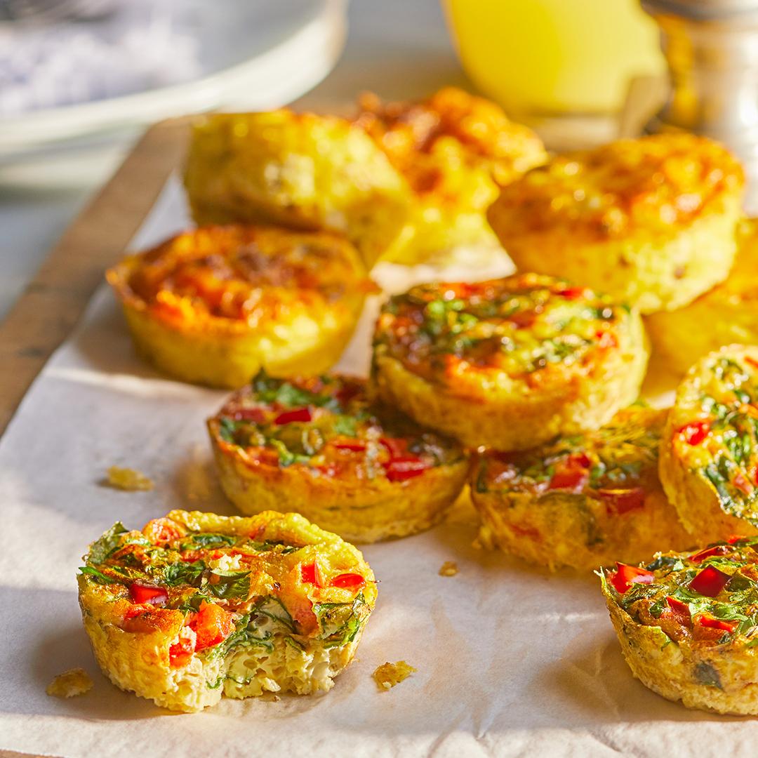 egg bite recipes