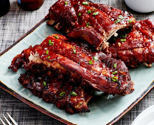 instant pot ribs