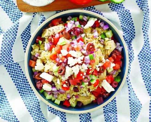 instant pot recipes, rice bowl