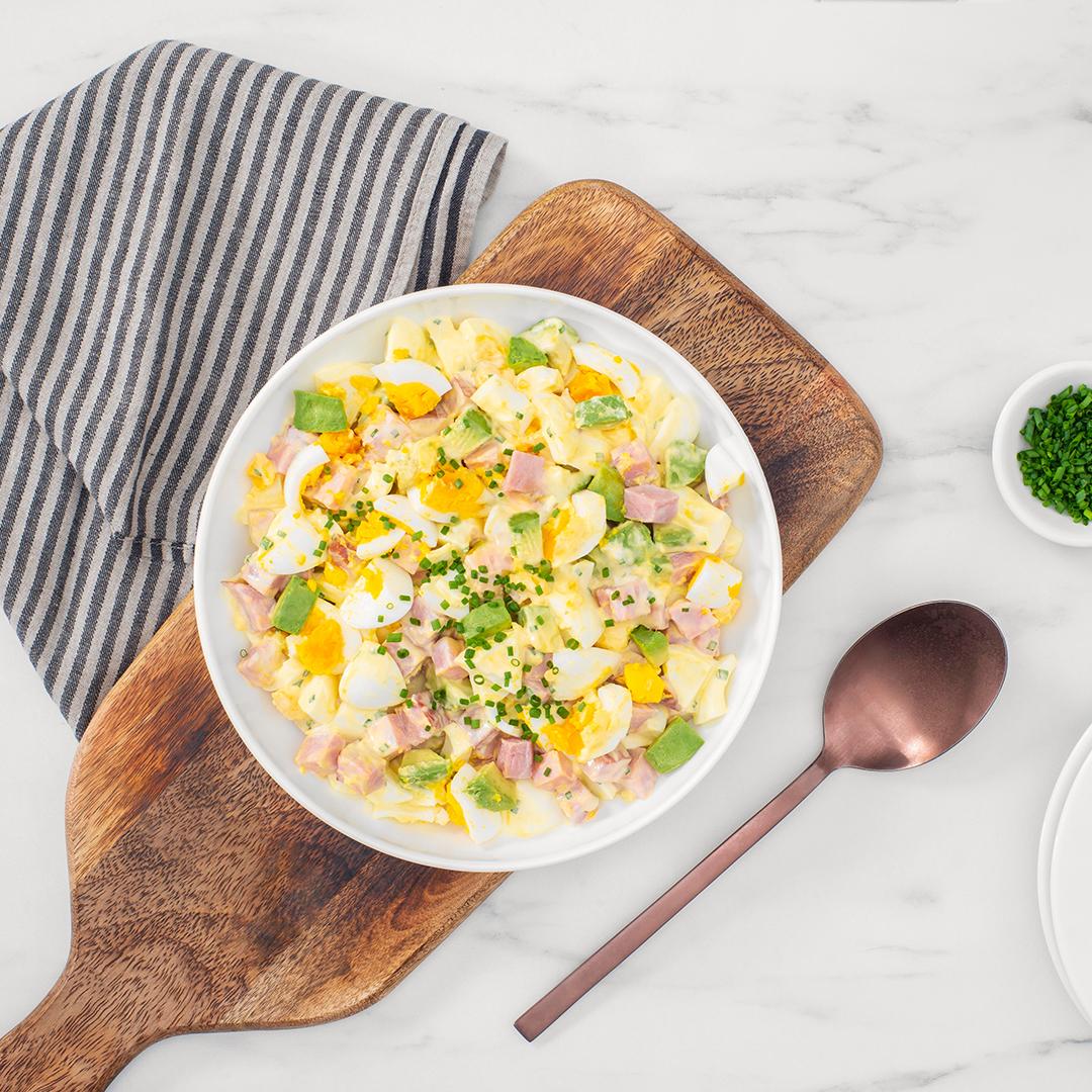 Keto Egg Salad