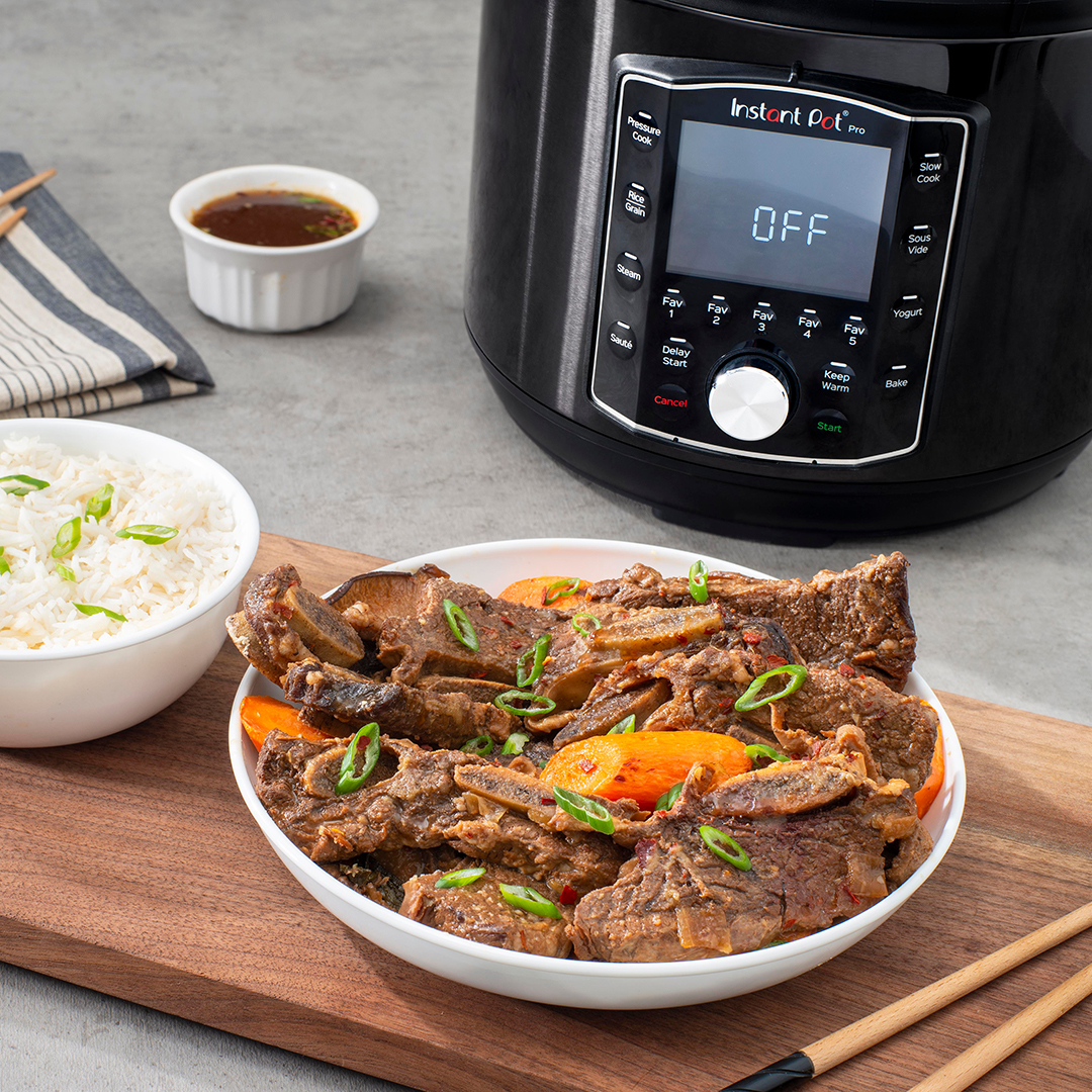 instant pot slow cooker recipes, slow cooked ribs