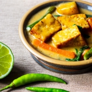 Instant Pot Curry, Green Curry