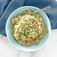 instant pot risotto, instant pot rice