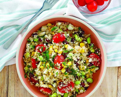 instant pot recipes, instant pot quinoa